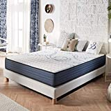 NATURALEX | Matelas Perfectsleep 140x200 Cm | Mousse A Mémoire Technologie Blue...