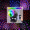 LED Disco Ball Lights, Lukasa Portable Strobe Stage Ball Lights, Sound Activated Party Lights with Remote Control, DJ Lighting, RGB, Stage Par Light for Car Room Dance Parties Birthday DJ Bar Club Pub #5