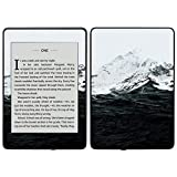 MightySkins Skin Compatible with Amazon Kindle Paperwhite 2018 (Waterproof Model) - Mountain Waves | Protective, Durable, and Unique Vinyl Decal wrap Cover | Easy to Apply, Remove| Made in The USA