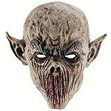 PRETYZOOM Máscara de Terror de Alloween Máscara de Monstruo de Tenedor...