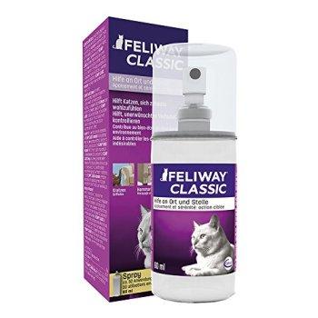 FELIWAY Classic – Anti-stress pour Chat – Spray 60 ml