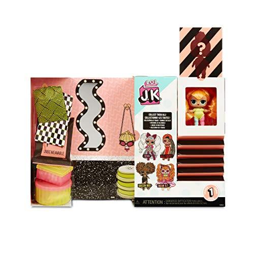 Image 4 - LOL Surprise Mini Poupées Mannequin JK - 15 Surprises, Vêtements et Accessoires - À Collectionner - Neon Q.T.