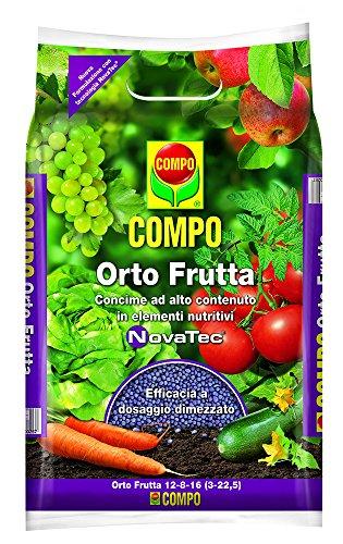 Compo Concimi Granulari Orto Frutta, Viola, 8,9x7x26,5 cm