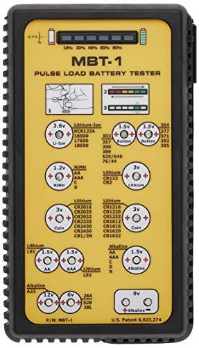 ZTS Multi Battery Tester - ZTS MBT-1