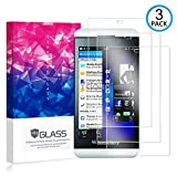 Ycloud [3 Pack] Protection écran pour Blackberry Z10, [9H Hardness,...