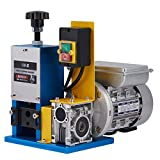 CO-Z Automatic Motorized Electric Wire Stripping Machine Portable Scrap Cable Stripper for Scrap Copper Recycling