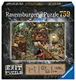 Ravensburger 19952 Hexenküche 759 Teile Exit Puzzle