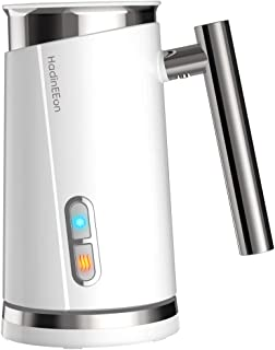 HadinEEon N11, Electric Frother & Steamer for Making Latte, Cappuccino Chocolate,..