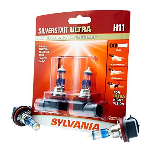 SYLVANIA - H11 SilverStar Ultra Bulb