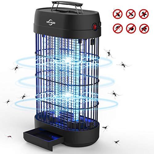VIFLYKOO Elektrischer Insektenvernichter,Insektenfalle...