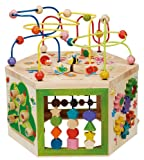 EverEarth - cube d'activité de jardin 7-en-1