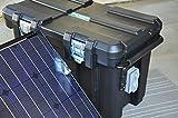 2500 Watt 200AH Solar Generator & (2) 100 Watt Solar Panels
