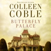 Butterfly Palace audiobook cover art