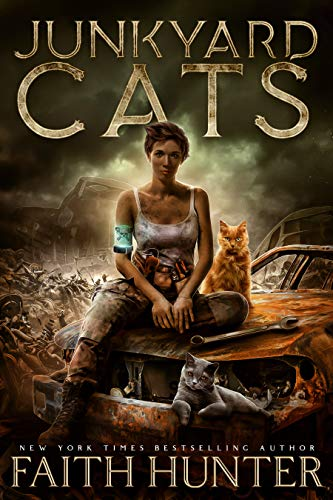 Cover of Junkyard Cats