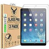 Protection d'écran (paquet de 2) pour Apple iPad Air, Air 1, iPad Air 2, iPad...