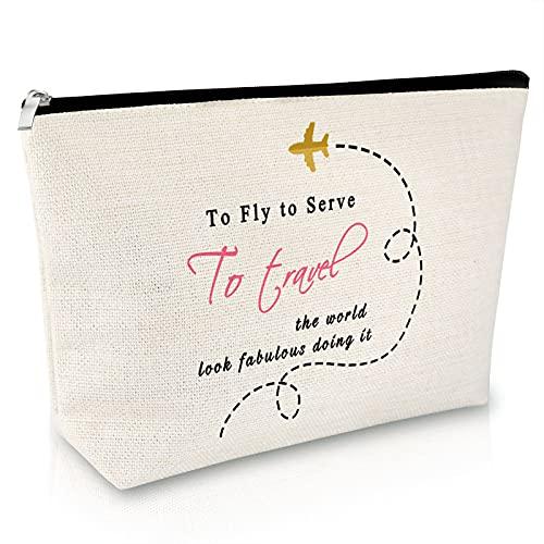 Flight Attendant Gifts for Women Traveling Gift Pilot Gift...