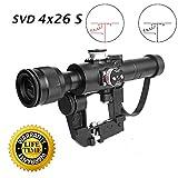 Sniper SVD Dragunov Rifle Scope SVD 4x26S