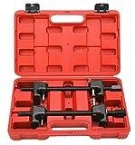 FreeTec 2 pièces Coffret Set Professionnel Compresseur de Ressort hélicoïdal 300mm