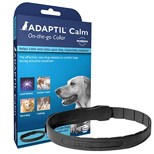ADAPTIL Calming Collar for Dogs, A Constant Calm...