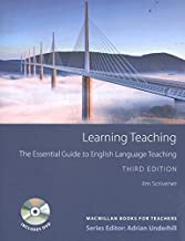 Book cover: Learning Teaching