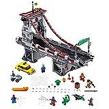 LEGO Marvel Super Heroes Spider-Man: Web Warriors Ultimate Bridge 76057 Spiderman Toy (Toy)