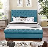 NHI Express Aidan Bed, Queen, Blue