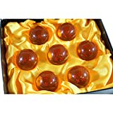 Dragon Ball Set 7pc Star Ball 45MM Dragonball Z Anime Cosplay with Gifting Box