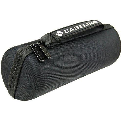 Caseling Hard Case fits ue Megaboom Wireless Speaker - Fits Plug & Cables.
