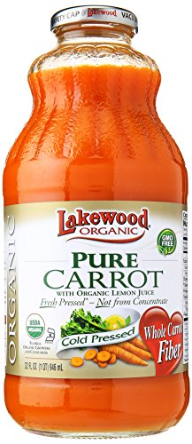 Lakewood Organic Fresh Pressed Pure Carrot -- (1 X 32 FL OZ)