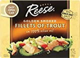 Reese Golden Smoked Trout, 3.75 Ounces