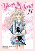 Your lie in april - volume 11