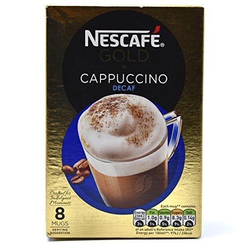 Nescafe Decaf Gold Cappuccino, 15 g