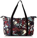 Kipling - Art Packable, Bolsos maletín Mujer, Multicolor (Camo L Light), 57x37x18 cm (B x H T)