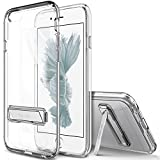 iPhone 6S Plus Case, OBLIQ [Naked Shield][Clear][Metal Kickstand] Thin Slim Fit Crystal Clear Case + TPU Bumper Armor Protection Hybrid case for Apple iPhone 6S Plus (2015) & iPhone 6 Plus(2014)
