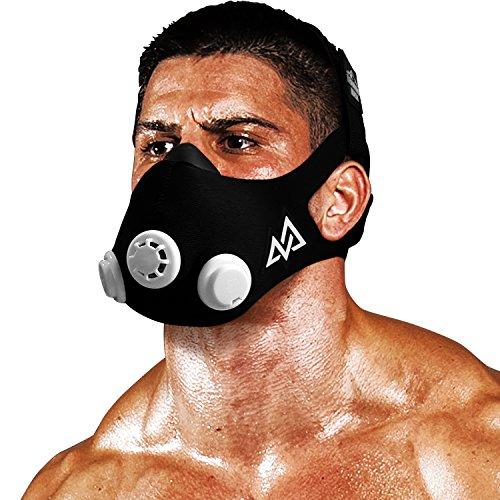 Training Mask 2.0 Workout Fitness Mask for Running and Breathing Resistance Training, Elevation Mask, Cardio Mask, Endurance Mask for Fitness