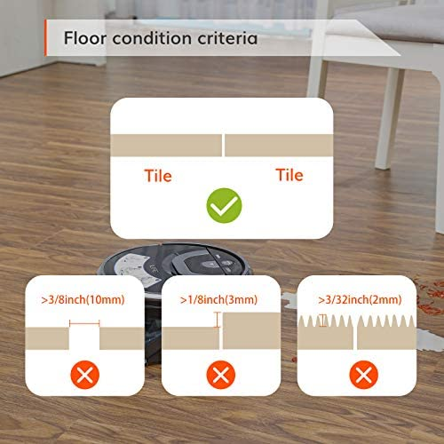 ILIFE Shinebot W400s, Mopping Robot, Wet Scrubbing, Floor Washing Robot, XL Water Tank, Zig-Zag Path, Ideal for Hard Floor 17