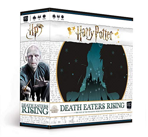 USAopoly USODC010634 Harry Potter Death Eaters Rising, Multicolour