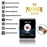 Mini Voice Recorder with Touchscreen Display 16GB TCTEC - MP3 Player - 4 Recording Modes up to 1532 Kbps - High Audio Quality- 22 Hours Battery -Easy to Use - USB Memory Stick -Voice Recorder