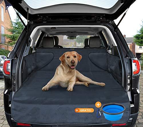 Telo auto per cani – protezione portabagagli per tutte le auto – materiale di alta qualità –...
