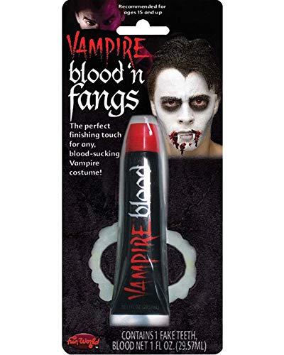 Vampire Blood N' Fangs