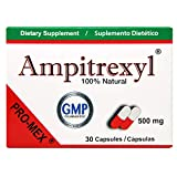 Ampitrexyl 500mg Capsules, Size: 30 by...