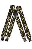 Bretelles de Travail motif Outils, Extra Fort, 4cm. X Modèle