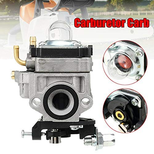 BE-TOOL - Carburatore da 11 mm per motosega, carburatore per decespugliatore da 22 cc, 26 cc, 33 cc,...