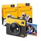 Kodak Mini Shot 3 Retro, Appareil Photo Instantané Argentique avec...