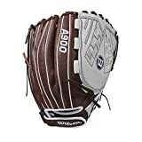 Wilson Aura 12.5' Outfield Fastpitch Glove - Right Hand Throw