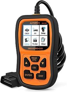 AUTOPHIX OBD2 Scanner Enhanced OM126P Vehicle Code Reader Auto Diagnostic Check Engine..