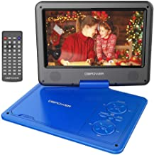 "DBPOWER 11.5"" Portable DVD Player, 5-Hour Built-in Rechargeable Battery, with.."