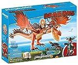 Playmobil - Rustik et Krochefer - 9459