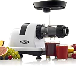 Omega J8006HDS Nutrition Center Quiet Dual-Stage Slow Speed Masticating Juicer Makes..