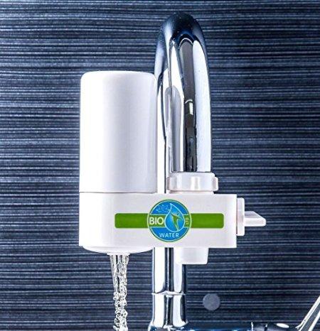 Bio Water Wasserfilter mit Hahnschalter